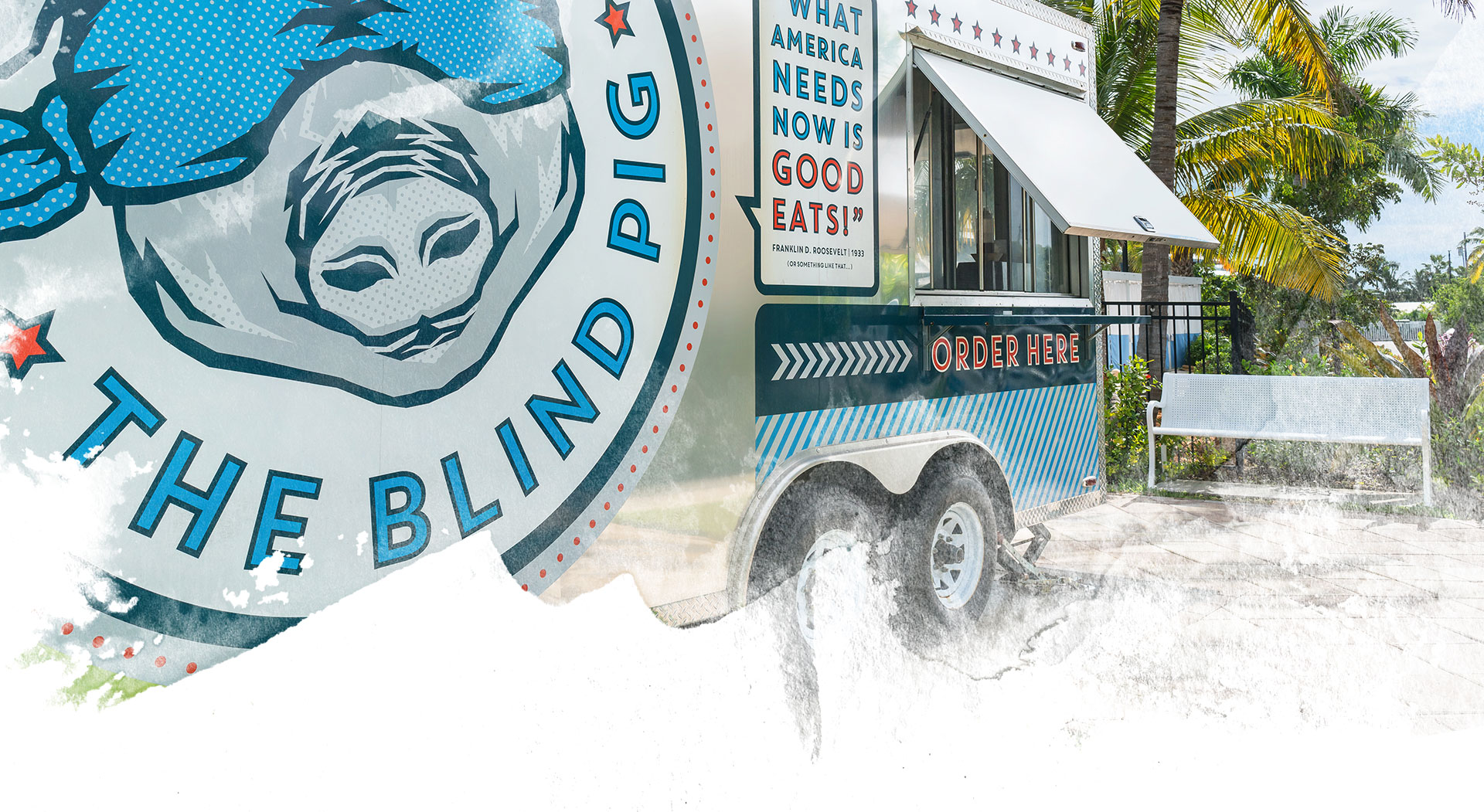 the blind pig truck